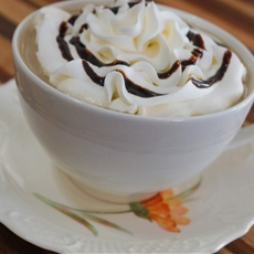 White Chocolate Mocha Coffee