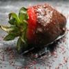 1,2,3 Chocolate Covered Strawberries