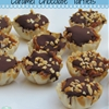 Caramel- Chocolate Tartlets