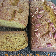 Flavorful Pumpkin Bread