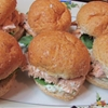 Grilled Salmon Sliders