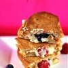 Crisp Berry & Mascarpone Sandwich