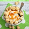 Sweet & Salty Caramel Crunch Sundae