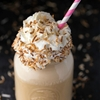 Coconut Coffee Milkshake