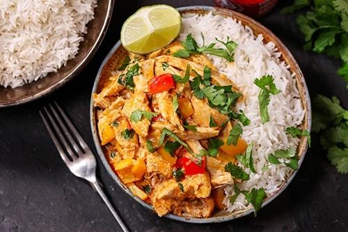 Turkey Thai Curry