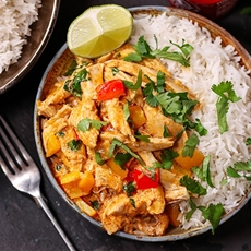 Turkey Thai Curry