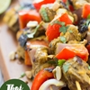 Thai Flank Steak Kebobs