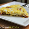 Turkey Bacon Frittata