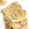 Spring Cookie Bars