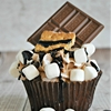 Smores Overload Cupcakes