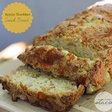 Apple Cheddar Quick Bread