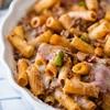 Meatzza Casserole