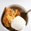Pumpkin Gingerbread Pudding