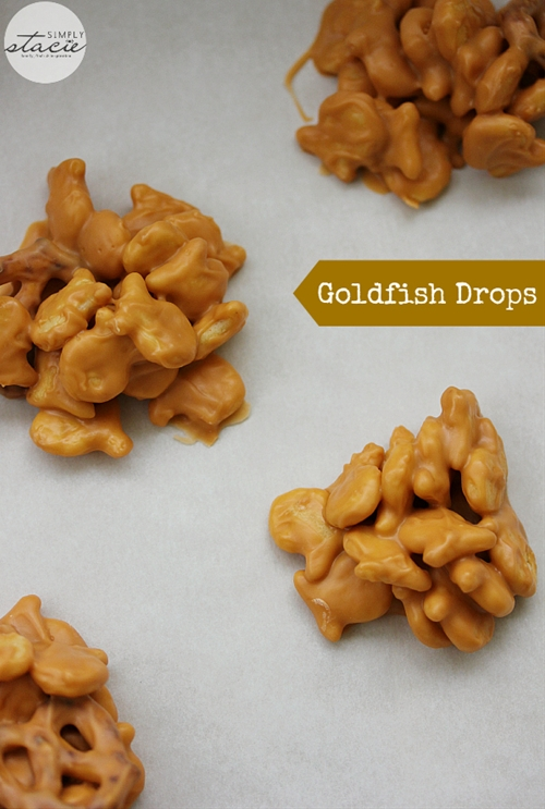 Goldfish Drops