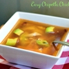 Easy Chipotle Chicken Soup