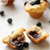 Blueberry Cheese Tarts
