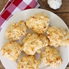 Easy Cheesy Garlic Biscuits
