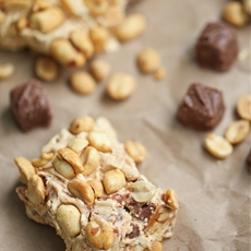 No-Bake Nougat Bars