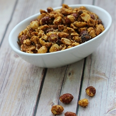 Southwestern Party Nuts Recipe