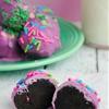 Purple Oreo Truffles