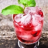 Cranberry Mint Mocktail