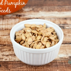 Sugared Pumpkin Seeds