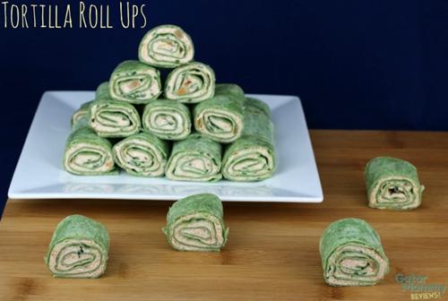 Tortilla Roll Ups
