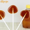 Honey Lollipops for Colds