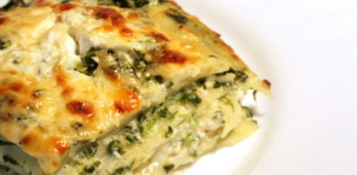 Lasagna Primavera Recipe