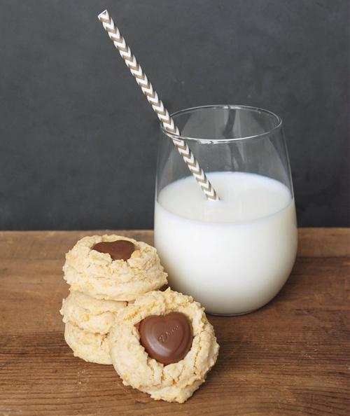 Chocolate Heart Capn Crunch Cream Cheese Cookies