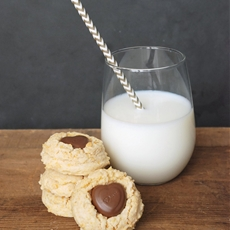 Chocolate Heart Capn Crunch Cream Cheese Cookies