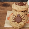 Hersheys Kiss Spider Cookies