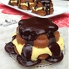 Boston cream pie individual cakes recipe