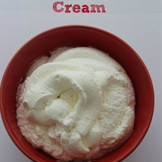 how to make whipped cream