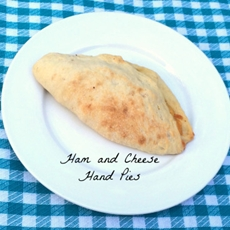 Meals on the Go Ham and Cheese Hand Pies
