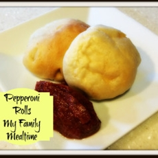 party pleasing pepperoni roll recipe - my family m