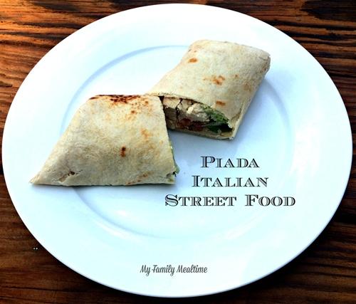 Italian Piada