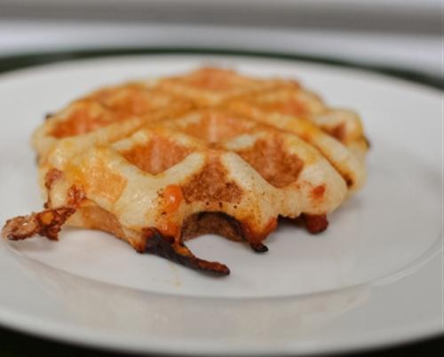 Waffle Pizzas