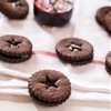 Chocolate Linzers with Berry Wine Jam