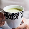 Salted Matcha White Hot Chocolate