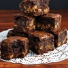 Nutter Butter Chocolate Chip Brownies