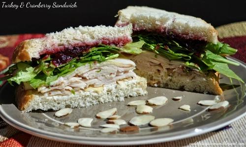 Turkey & Cranberry Sandwich