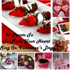 20 Valentines Day Treats