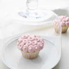 Peppermint Filled Cupcakes
