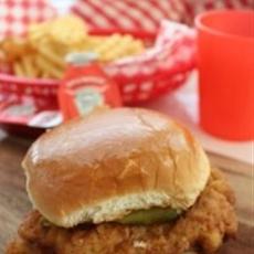 Copycat Chick Fil A Sandwich