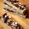 Chocolate Almond Protein Bars