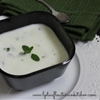 Creamy Cucumber Mint Soup