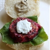 Beet & Turkey Sliders