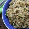 Mujaddara: Lebanese Lentils and Rice