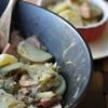 Sauerkraut & Sausage Skillet
